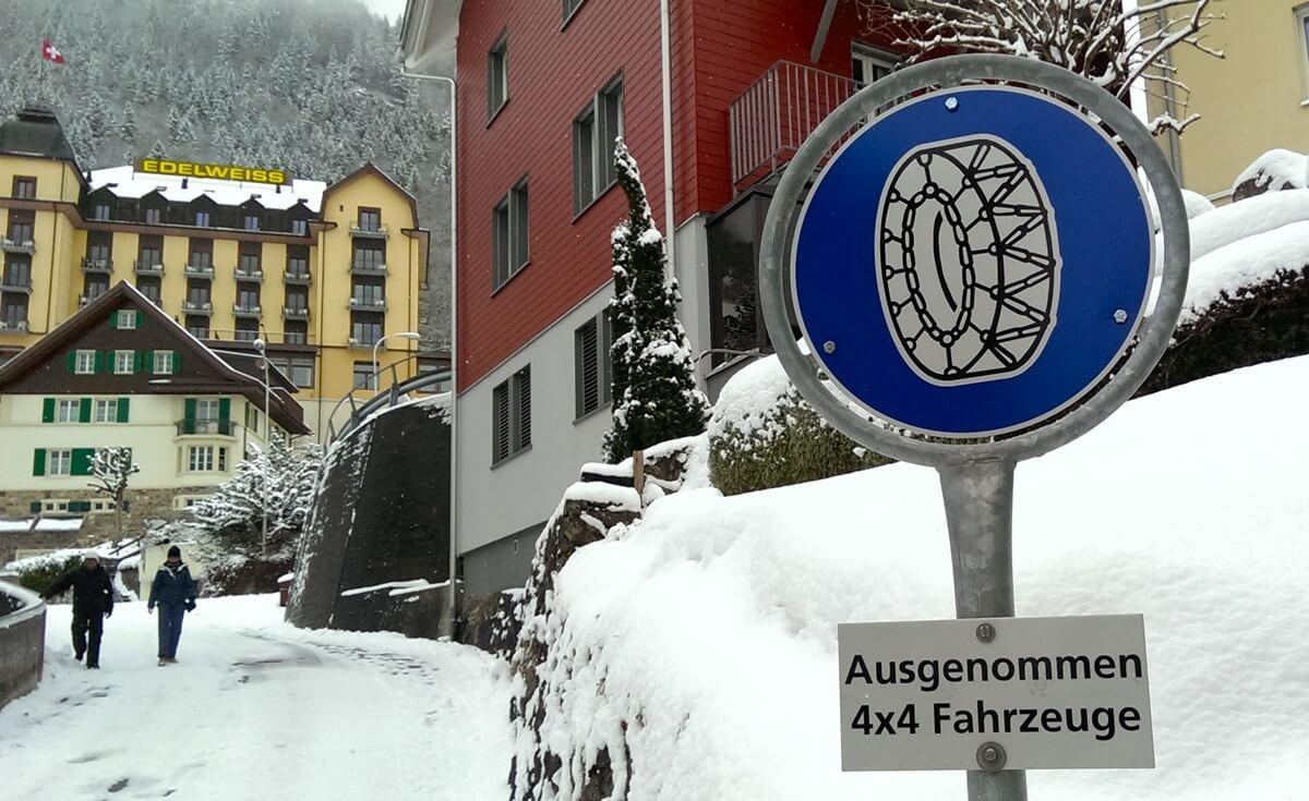 Engelberg - Snowtires