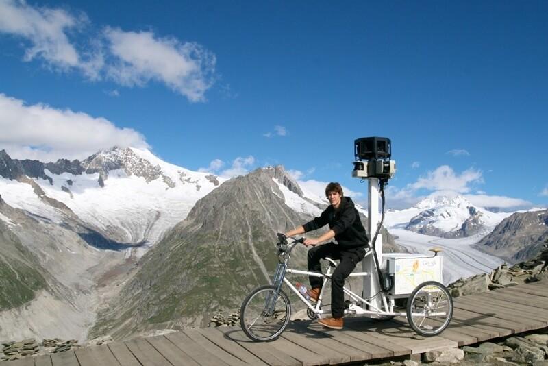 Google Zurich Trike