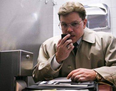 The Informant Matt Damon Zurich