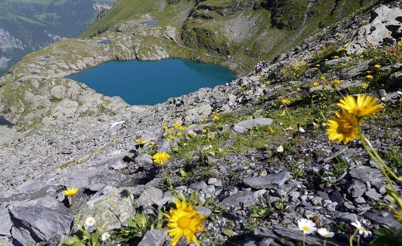 Surprising Facts about Switzerland - Lakes