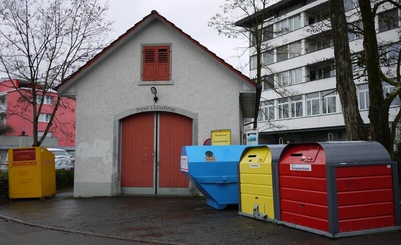 Weird Swiss Laws - Recycling