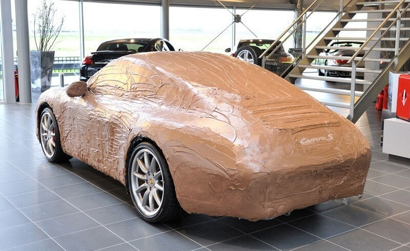 Barry Callebaut - Chocolate Porsche