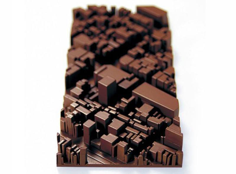 Chocolate City Mold