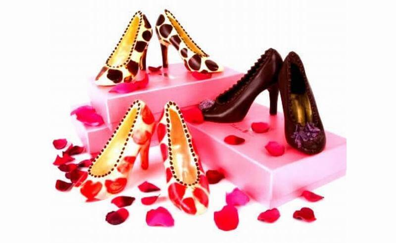 Chocolate Lady Heels