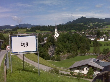 Hilarious Swiss Town Names - Egg