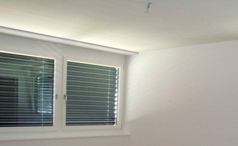 Light Fixtures in Swiss Apartment