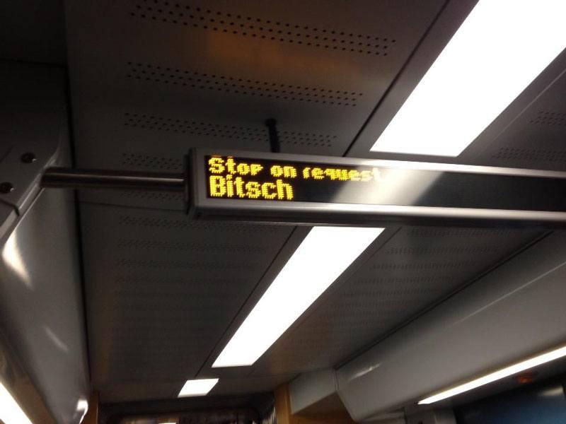 Hilarious Swiss Town Names - Bitsch