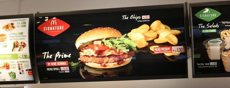 McDonalds Zurich - The Prime