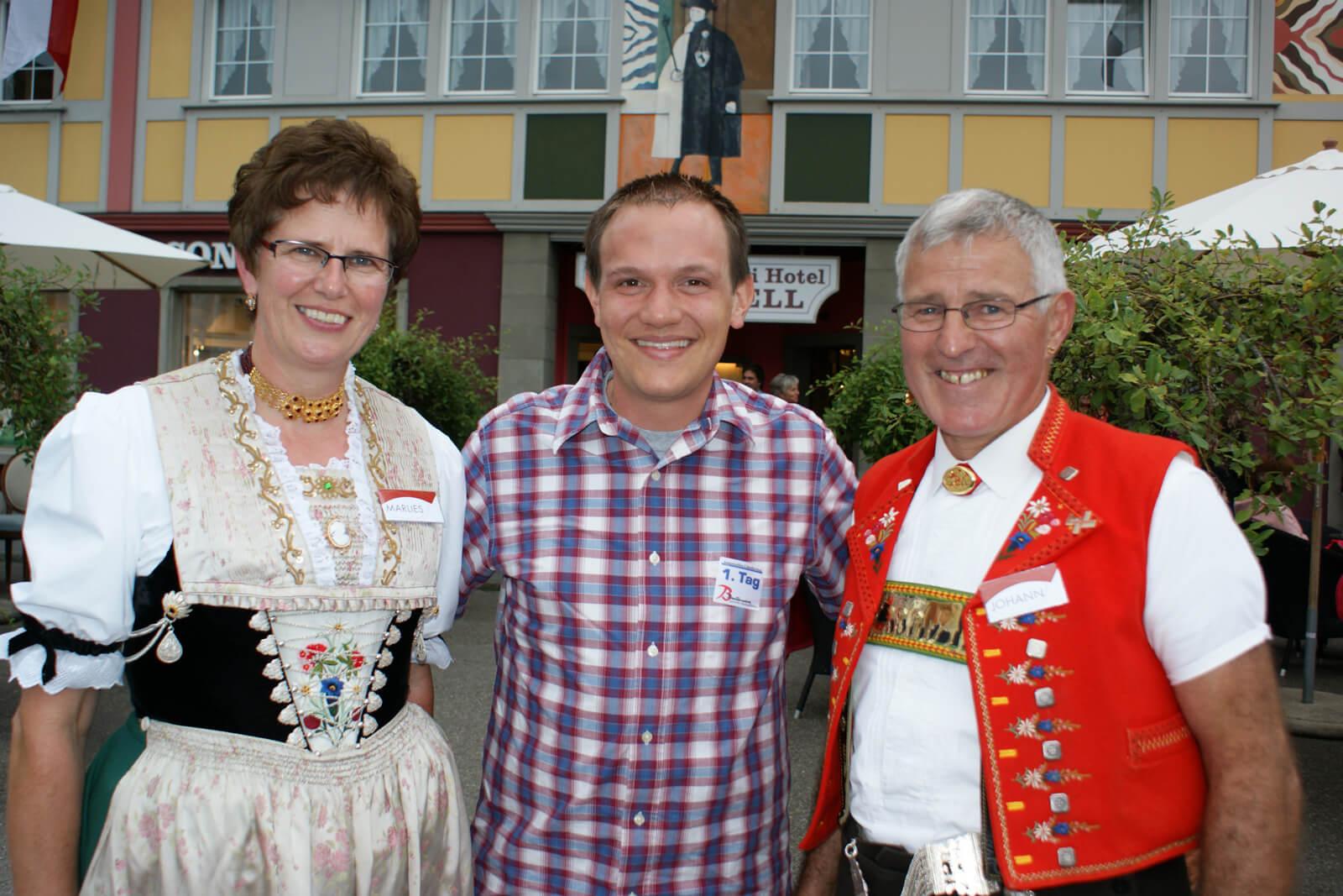 Appenzeller Ländlerfest 2010