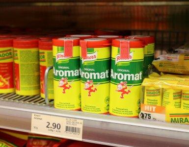Aromat Swiss Condinement