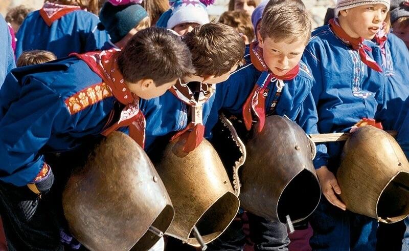 Bizarre Swiss Festivals