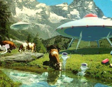 If Switzerland Were Invaded By Aliens