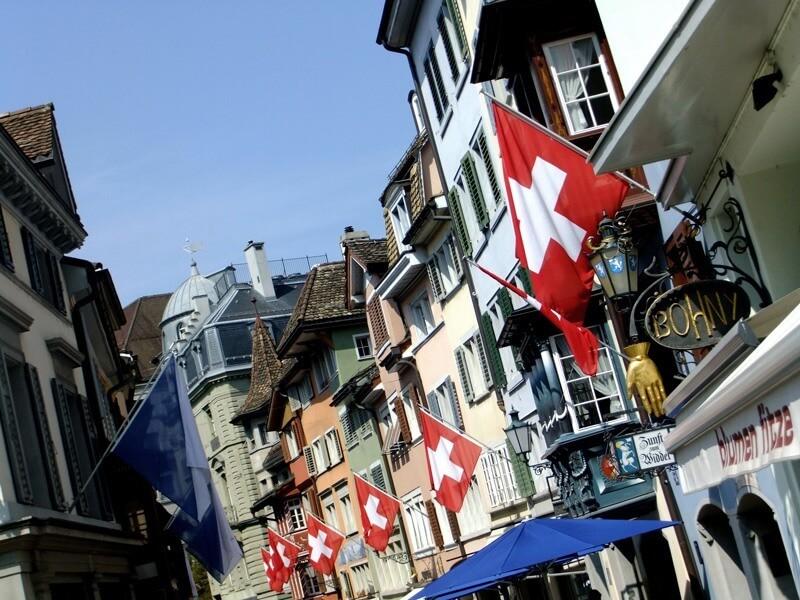 The Colors of Zürich