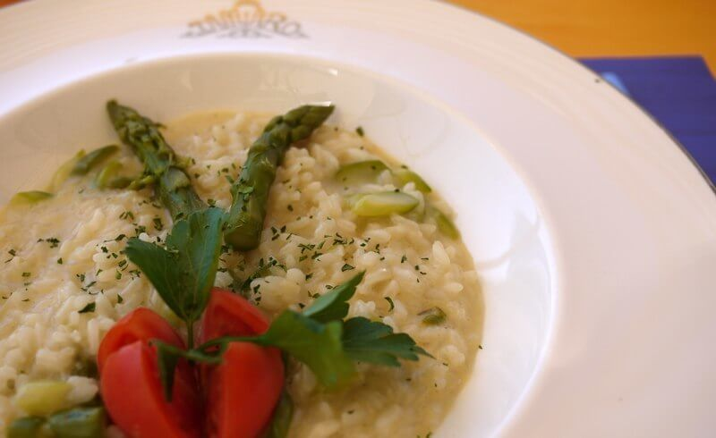 Reasons to Love Ticino - Risotto