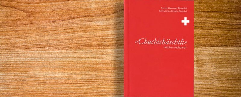 Chuchichaeschtli Switzerland Book