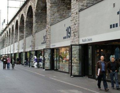 Discovering Zurich West - Im Viadukt