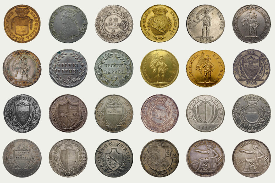 MoneyMuseum - Historic Swiss Coins