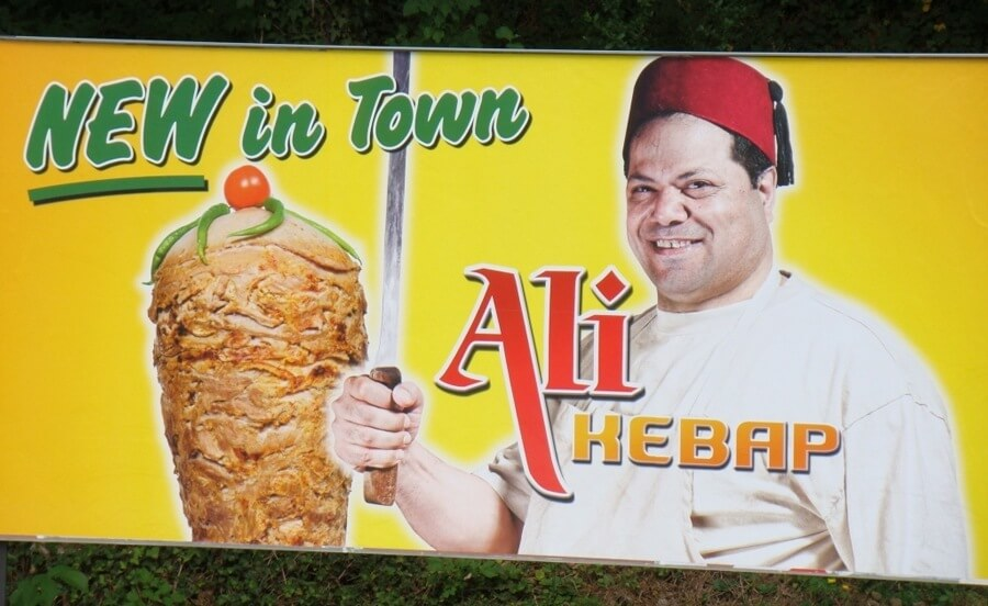 The 7 Stages of Becoming Swiss - Ali Kebap