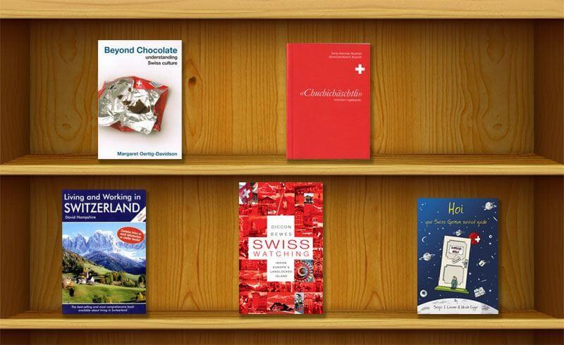 Switzerland Survival Books