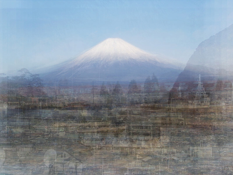 Corinne Vionnet - Photo Opportunities - Mount Fuji