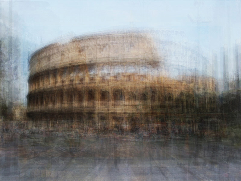 Corinne Vionnet - Photo Opportunities - Colosseum in Rome