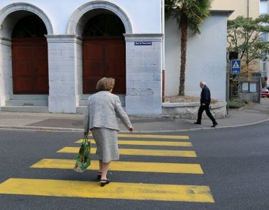 Vevey - Pedestrian Crossing