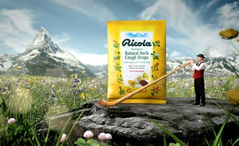 Swiss Brands - Ricola