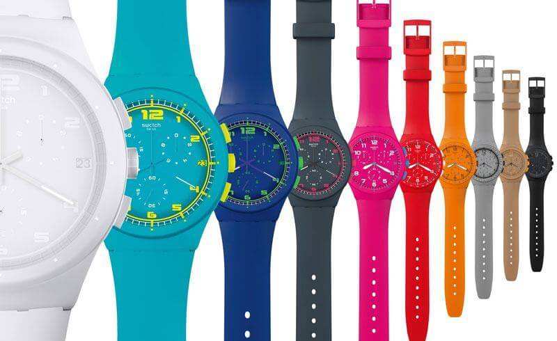 Swiss Brands - Swatch
