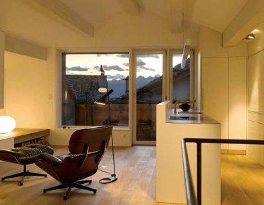 Swiss Alps Residence by FORMZONE