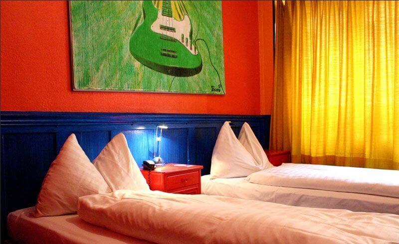 Zic Zac Rock Hotel