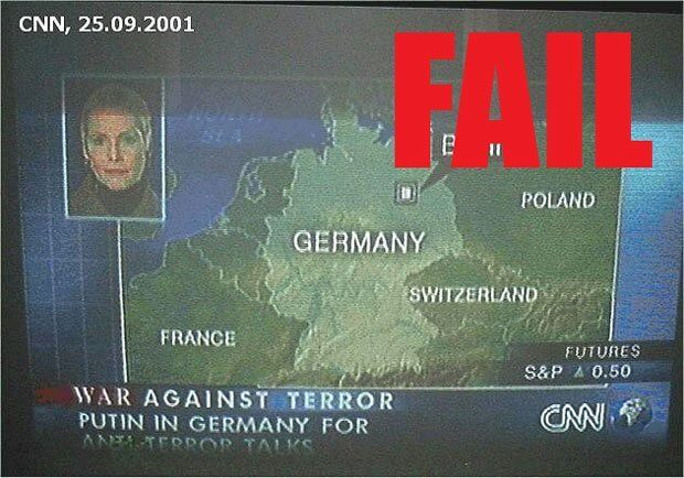 Switzerland CNN FAIL