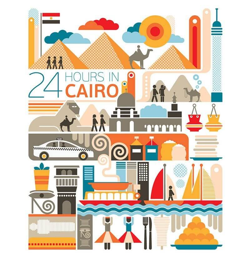 24 Hours in Cairo
