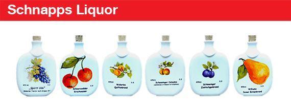 Swiss Schnapps Liquor