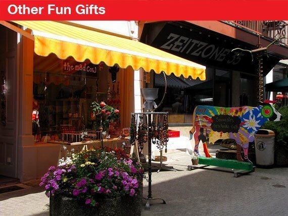 Swiss Souvenirs Fun Gifts