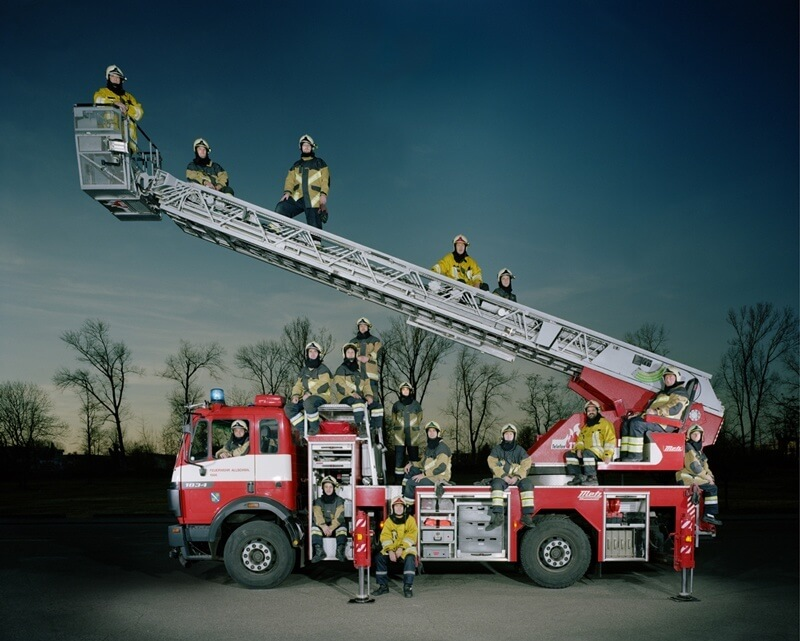 Swiss Hobby Clubs - Firefighters (Copyright by Sprecher & Cortelli)