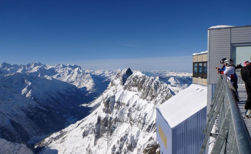 What to see in Switzerland - Engelberg Titlis