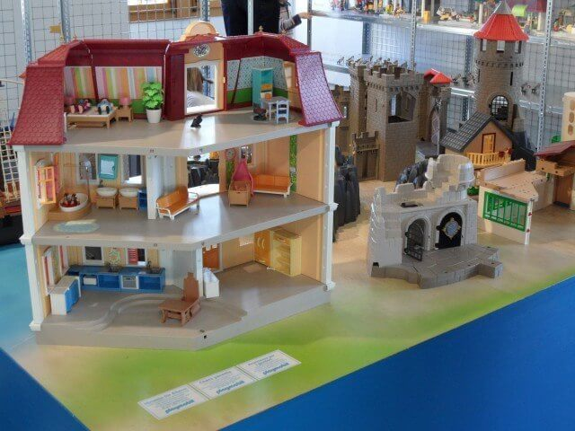 Playmobil Exhibit Lausanne