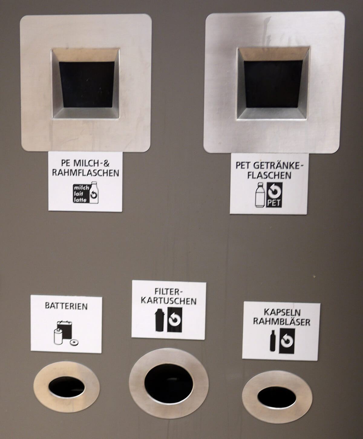 Recycling in Switzerland