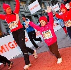 Running in Switzerland - Silvesterlauf Zürich