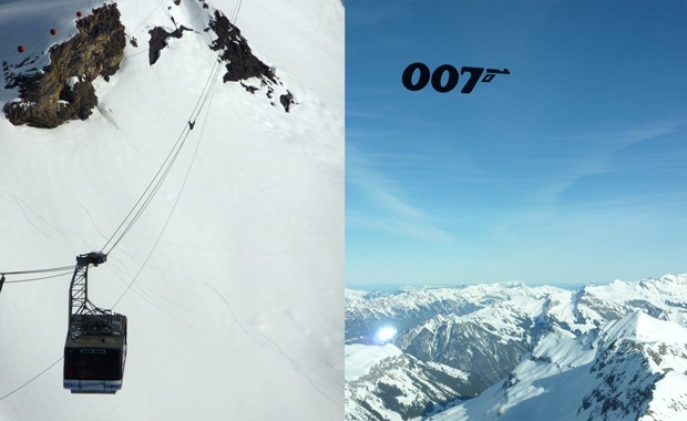 Schilthorn James Bond