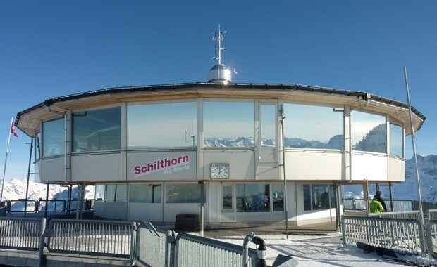 Mt. Schilthorn