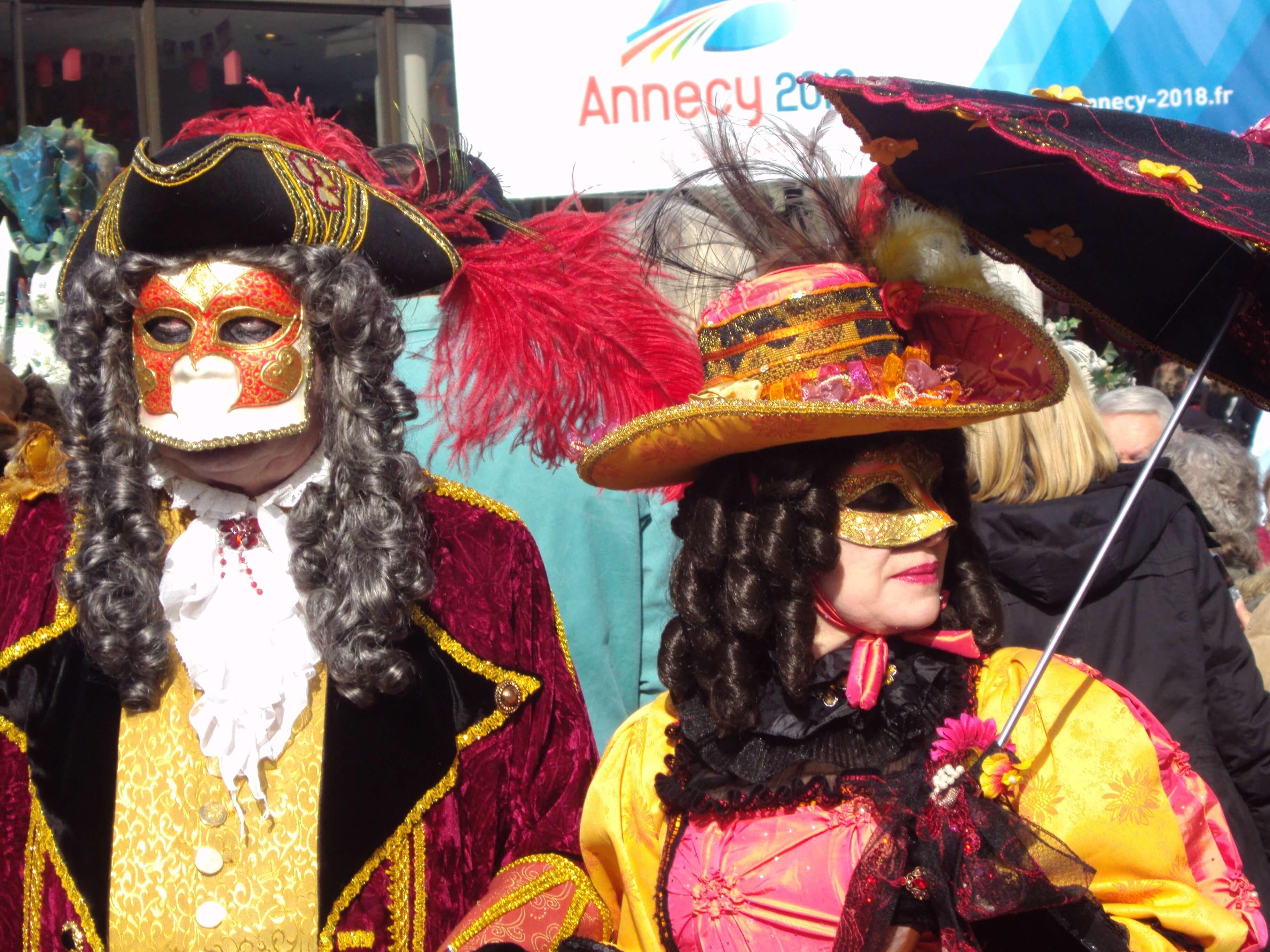 Annecy Venetian Carnival