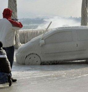 Frozen Over In Geneva