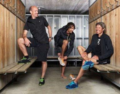 ON Running Shoe Founder