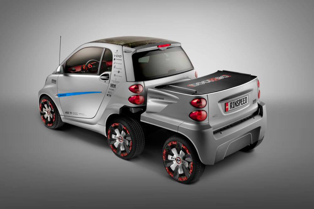 Rinspeed Dock&Go Concept Car