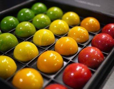 Salon du Chocolat - Thomas Müller Chocolatier