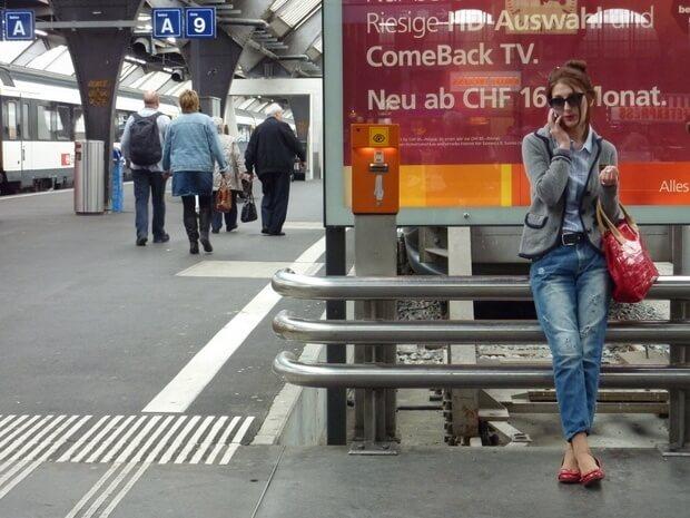 Zurich Photowalk 2012 - Zurich Main Station