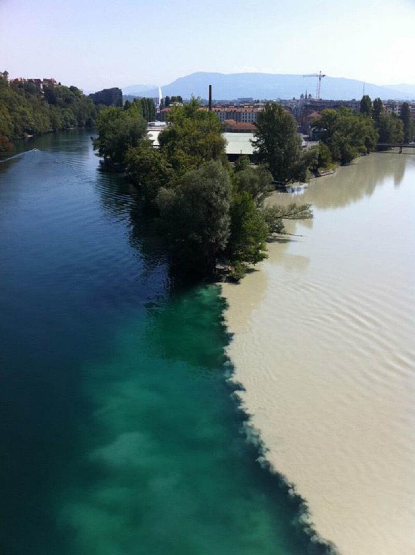 Geneva River Confluence