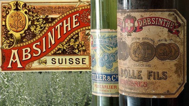 History of Absinthe in Switzerland