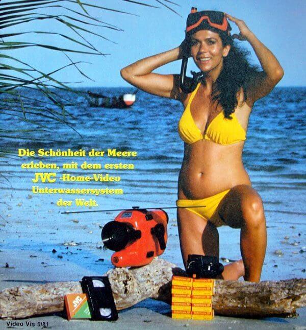 JVC Video Werbung - 1981